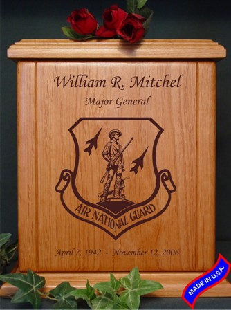 urn for the national guard