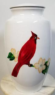red bird cremation un