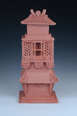 chinese cremation urn
